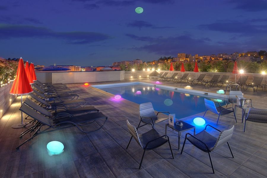 Novotel Nice Centre **** Rooftop Piscine