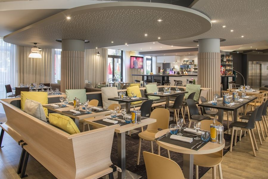 Novotel Nice Centre **** Restaurant