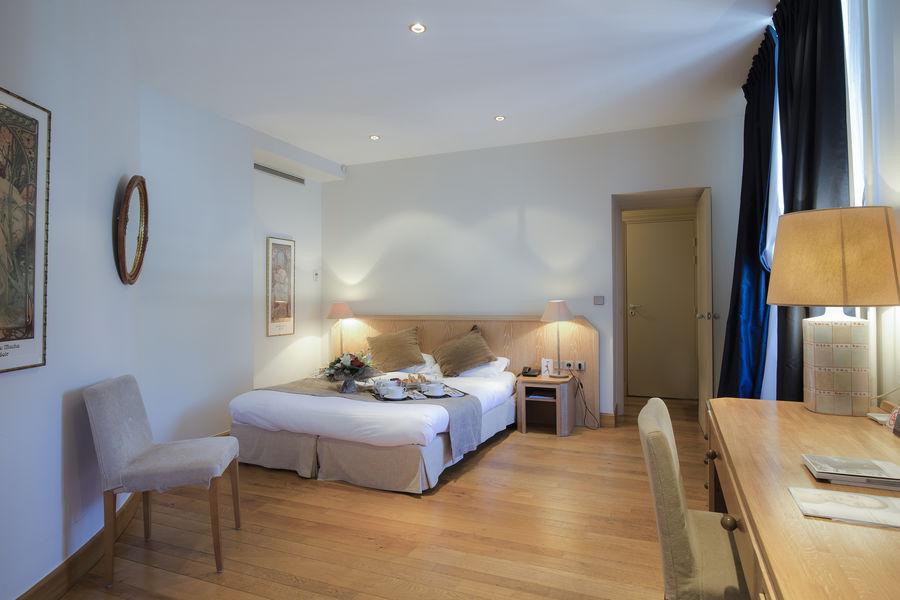 """Grand Hôtel & Spa Uriage **** Chambre """"Classic"""""""