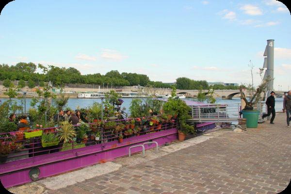 Le Jardin Flottant  Le Jardin Flottant