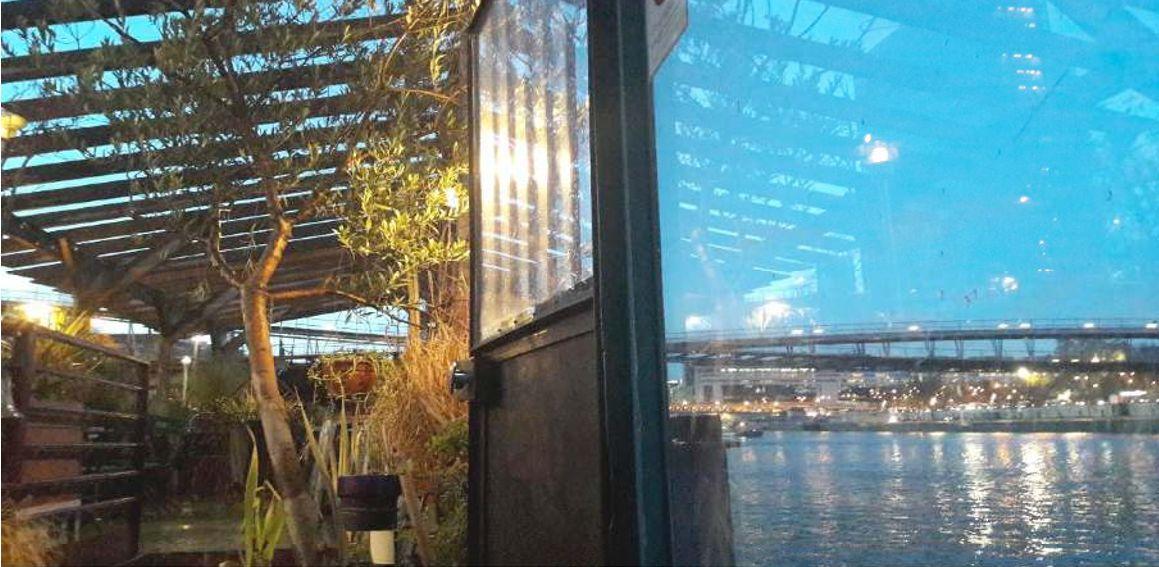 Le Jardin Flottant  Intérieur