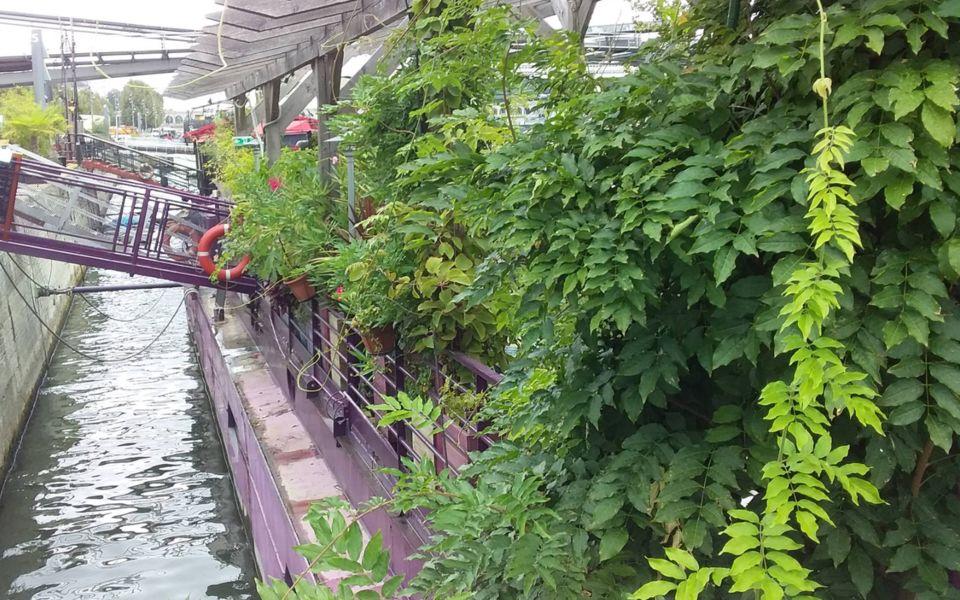 Le Jardin Flottant  Jardin