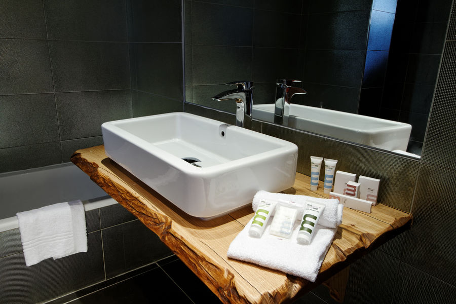 Mercure Brignoles Golf de Barbaroux Hotel **** Salle de bain chambre supérieure