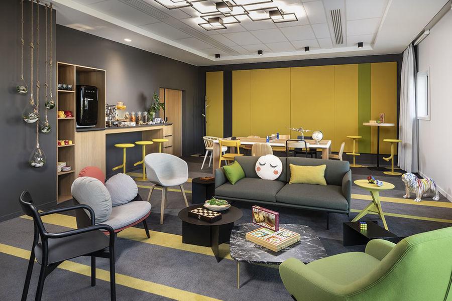Innside by Melia Paris Charles de Gaulle Big Idea Space