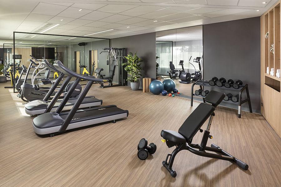 Innside by Melia Paris Charles de Gaulle Salle de fitness Infit