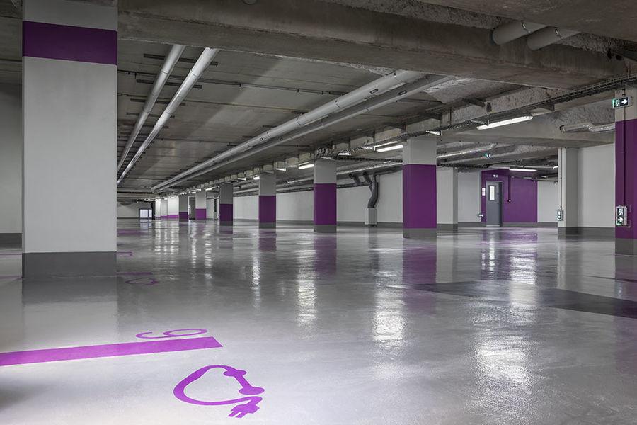 Innside by Melia Paris Charles de Gaulle Parking souterrain