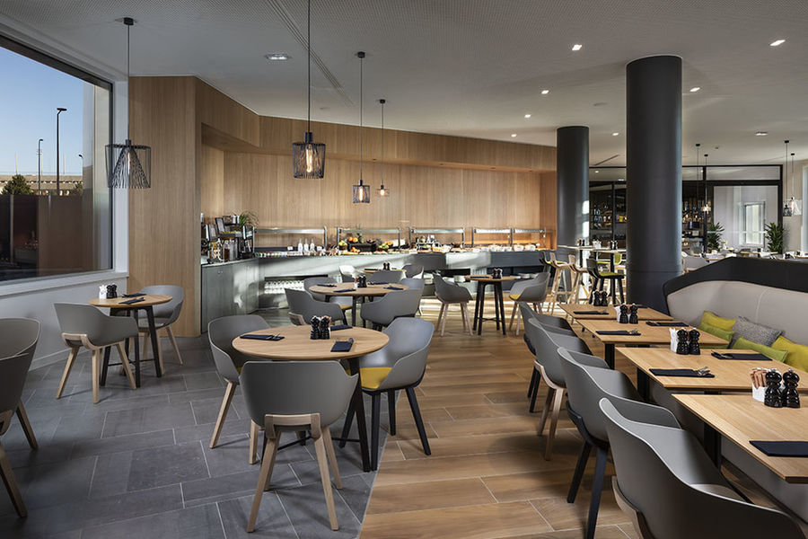 Innside by Melia Paris Charles de Gaulle Restaurant Olivine