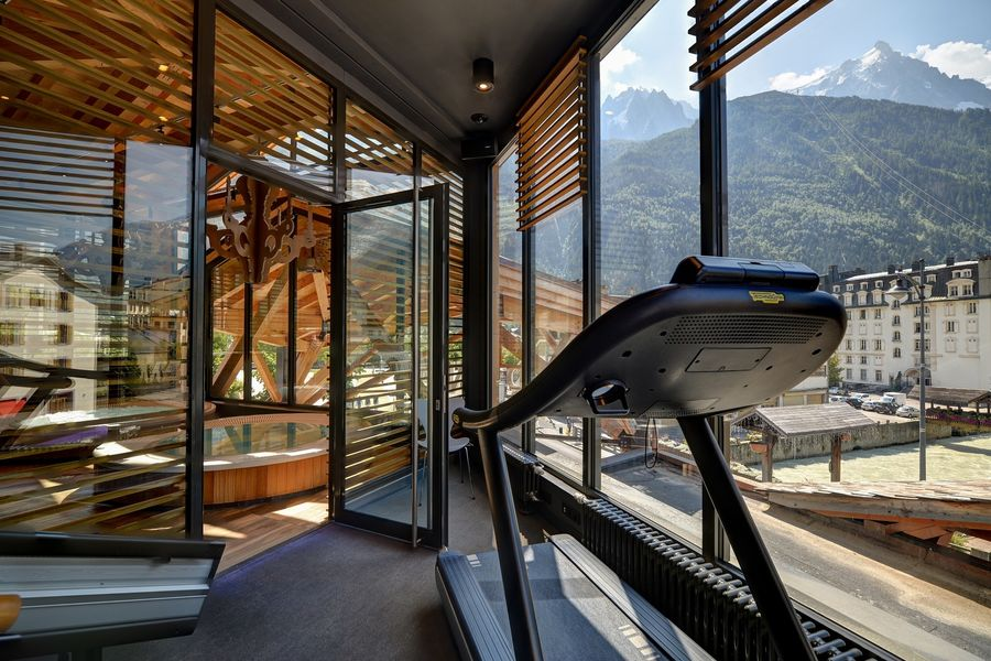 Alpina Eclectic Hôtel **** 35