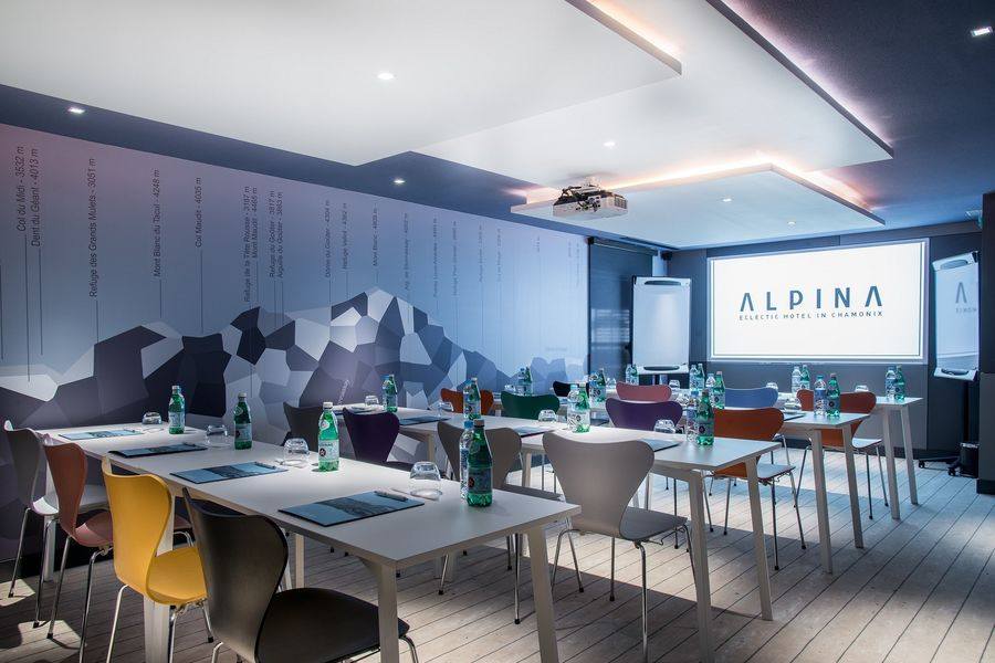 Alpina Eclectic Hôtel **** 30