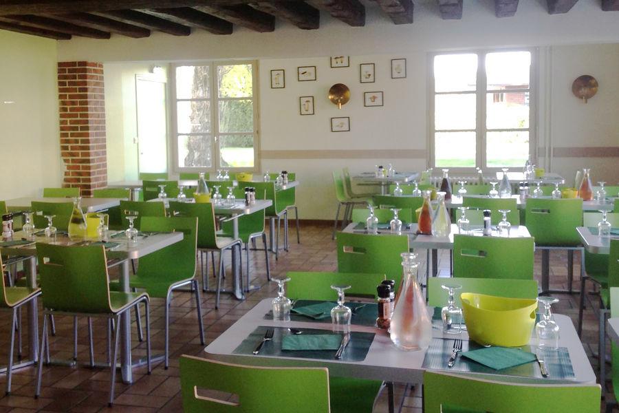 Azureva Sainte Montaine en Sologne *** Restaurant