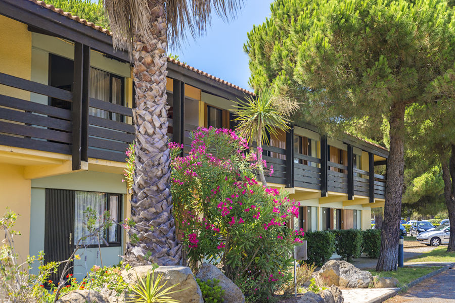 Azureva - Cap d'Agde Bâtiment hébergement