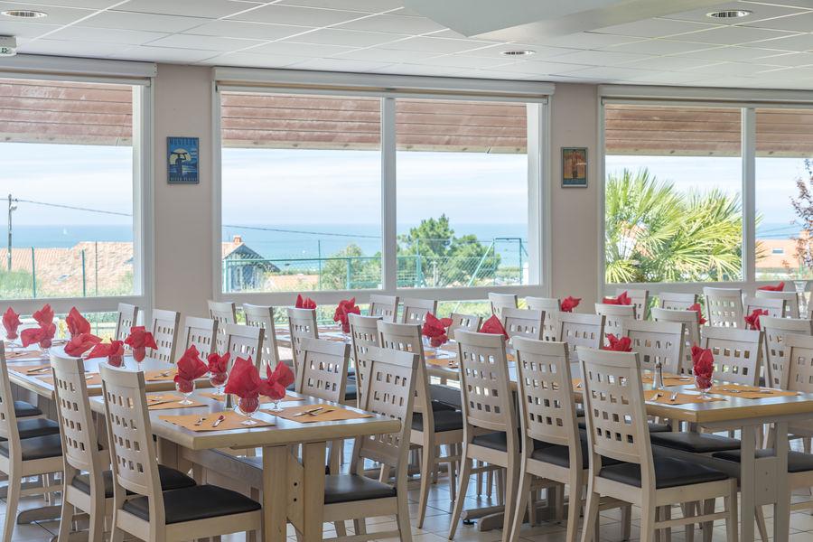 Azureva Anglet Restaurant