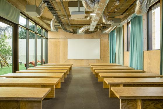 Salle de Réunion - Complète Format Conférence