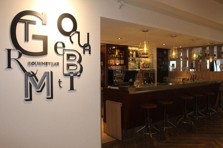 Novotel Grenoble Centre **** Gourmet Bar