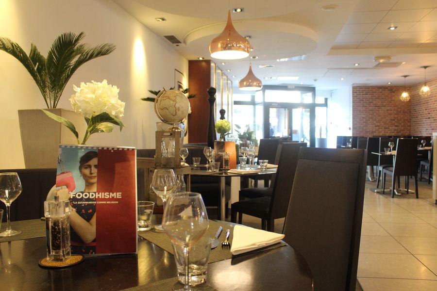 Novotel Grenoble Centre **** Restaurant Gourmet Bar