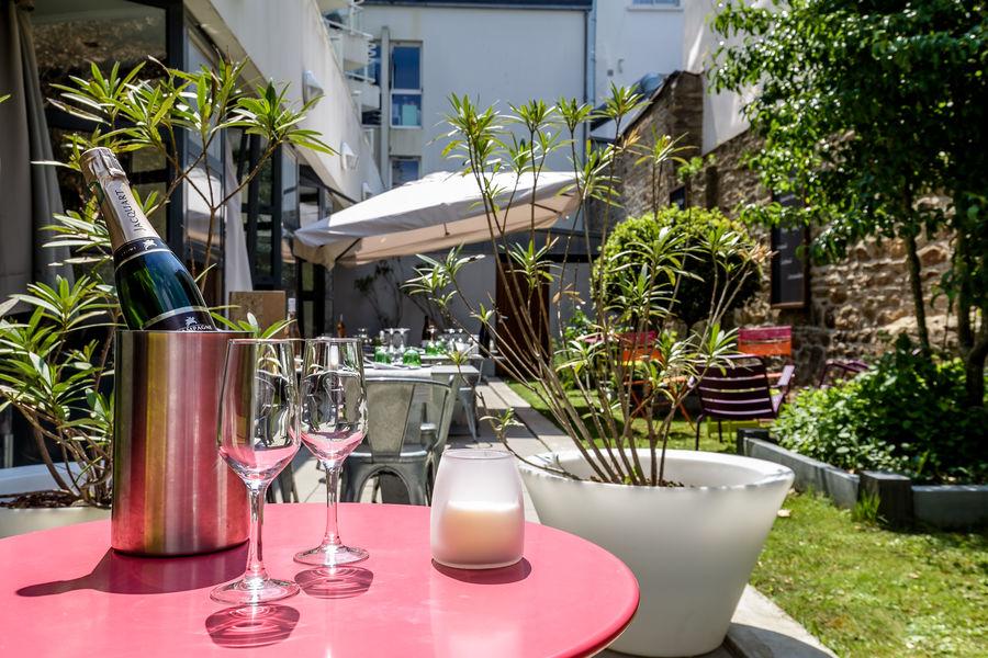 Best Western Plus Vannes Centre-ville **** Hôtel
