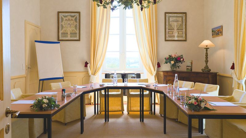 La Chartreuse du Bignac **** Salle de séminaire