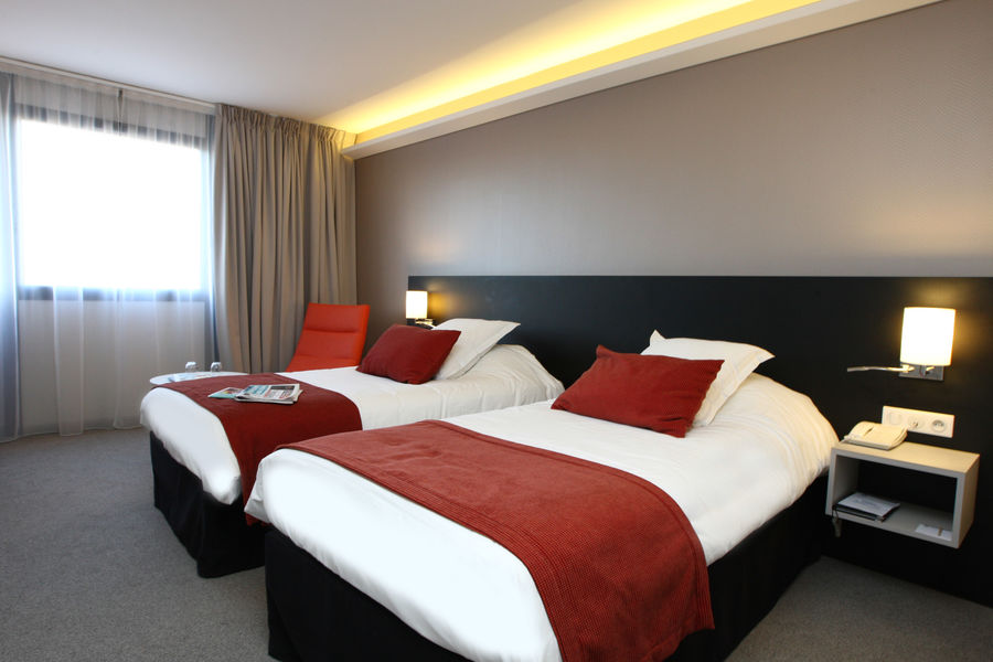 Best Western Plus Metz Technopole **** Chambre Twin standard