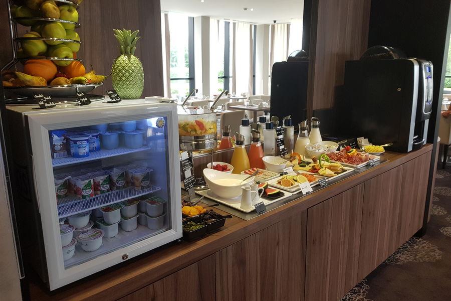 Best Western Plus Metz Technopole **** Buffet petit déjeuner