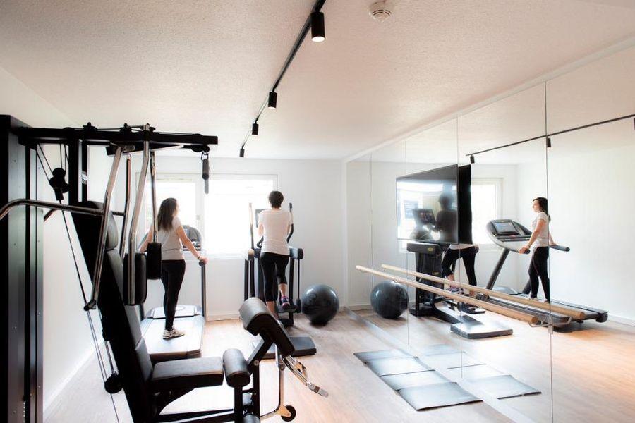 Novotel Metz Amnéville **** Salle de fitness