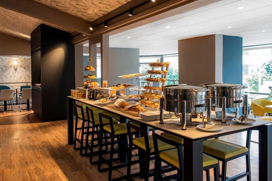 Novotel Metz Amnéville **** Buffet petit déjeuner
