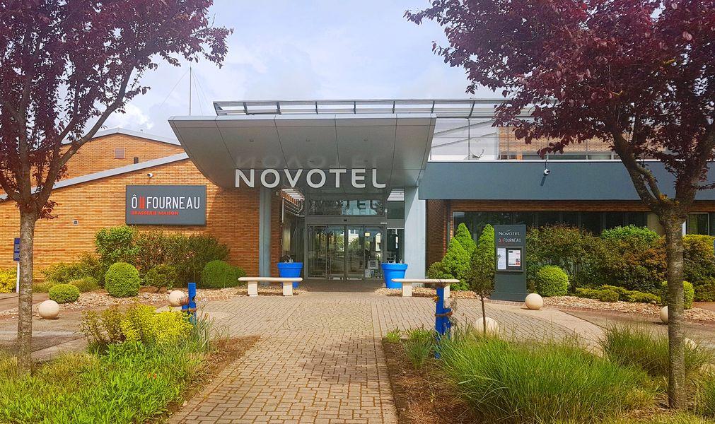 Novotel Metz Amnéville **** Entrée