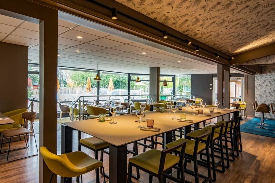 Novotel Metz Amnéville **** Brasserie Ô Fourneau