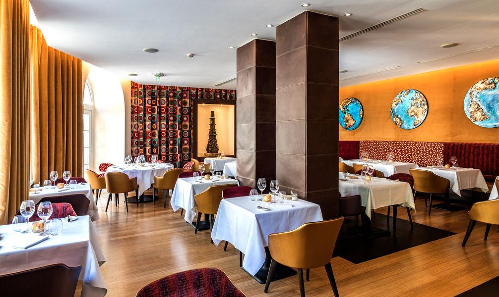 Hôtel & Spa RÉGENT PETITE FRANCE ***** Restaurant Le Pont Tournant