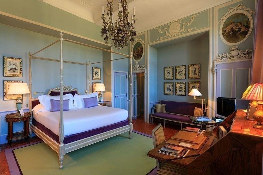 Villa Baulieu  chambre