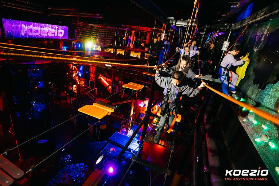 Koezio Lyon Activités
