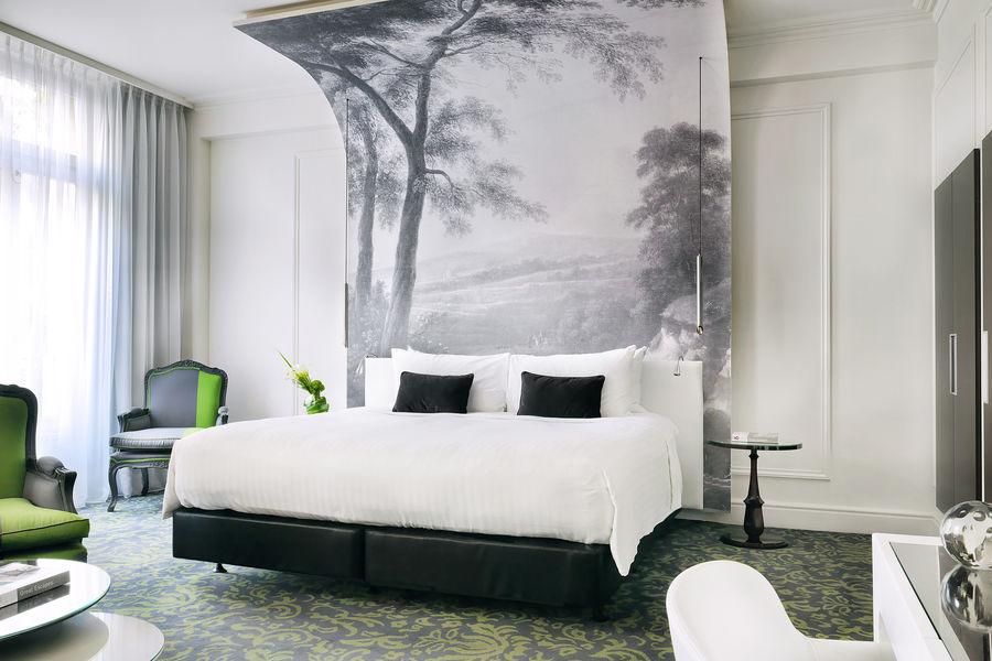 Renaissance Paris Le Parc Trocadero Hotel ***** Chambre