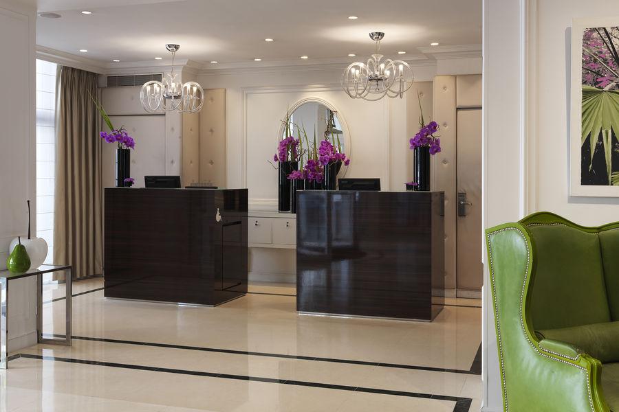 Renaissance Paris Le Parc Trocadero Hotel ***** Lobby-Réception