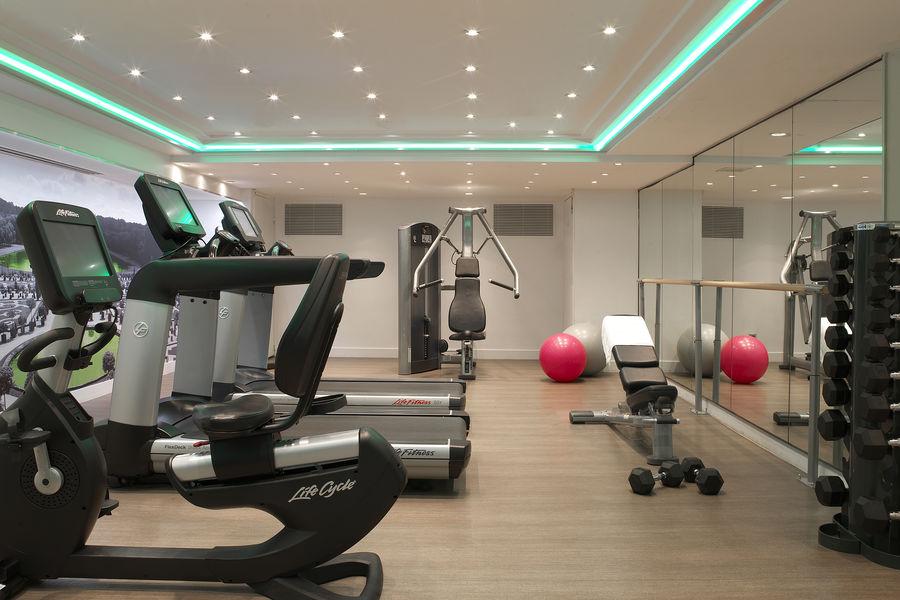 Renaissance Paris Le Parc Trocadero Hotel ***** Salle de fitness