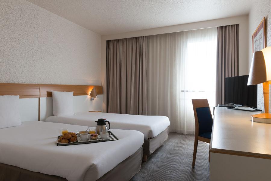 Hôtel Novotel Paris Est **** chambre twin