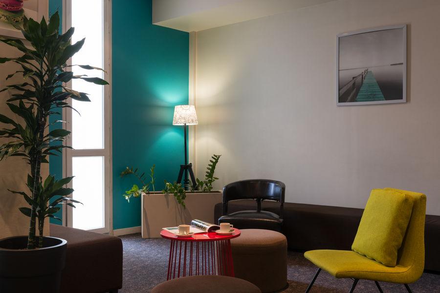 Hôtel Novotel Paris Est **** espace pauses
