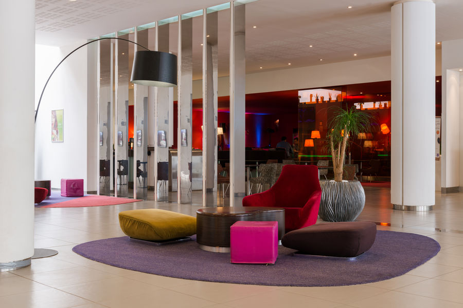 Hôtel Novotel Paris Est **** lobby