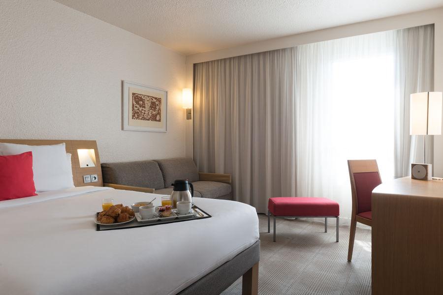 Hôtel Novotel Paris Est **** chambre single/ double