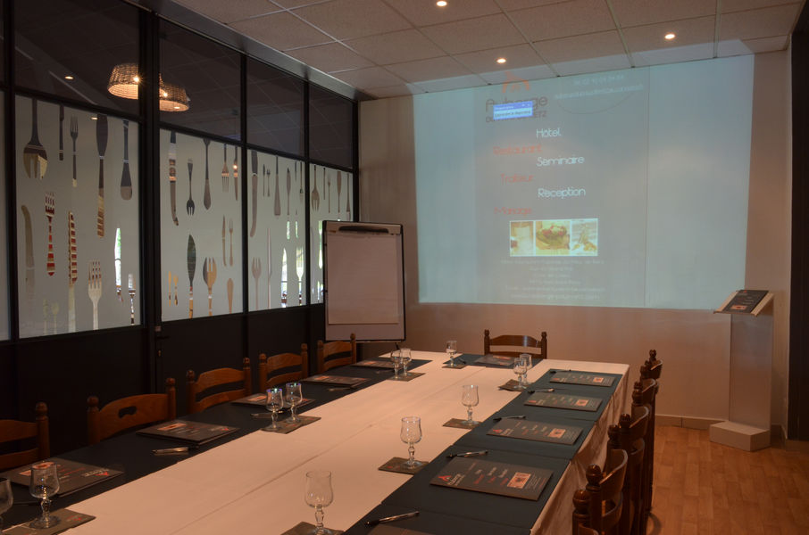 Restaurant - Traiteur Auberge du Pays de Retz Salle séminaire