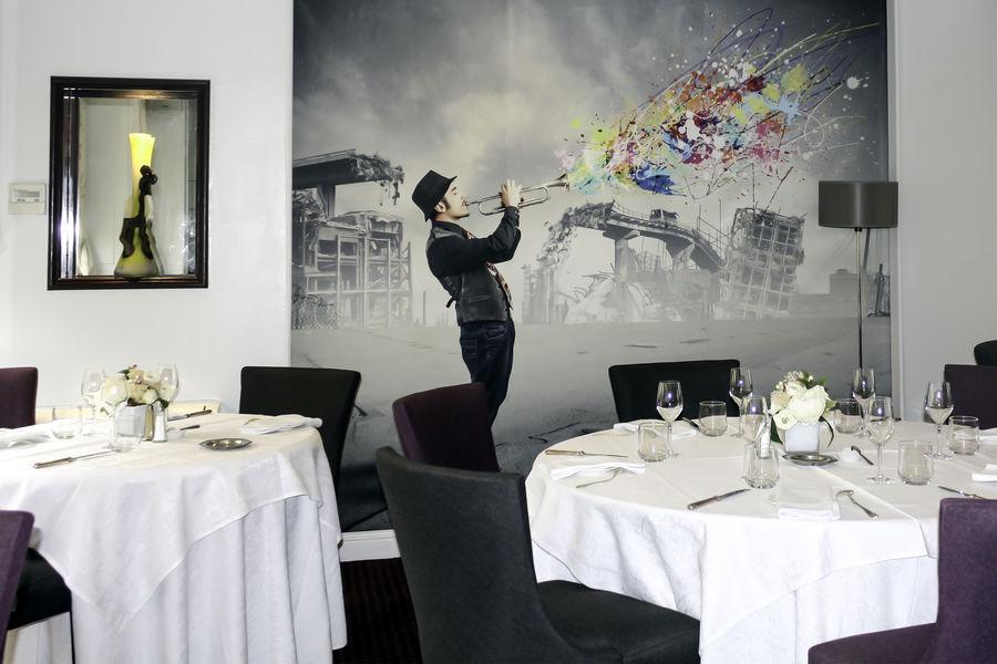 Hôtel Axotel Lyon Perrache *** Restaurant Le Chalut