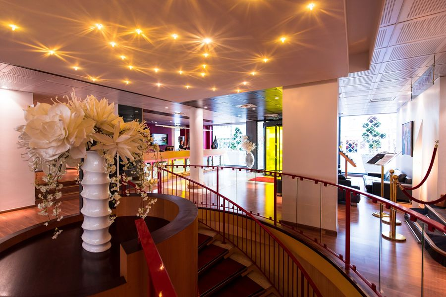 Hôtel Charlemagne Lyon  **** Loby