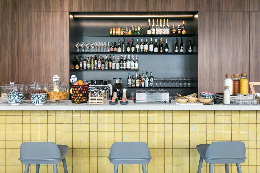 Kaijoo Hotel by HappyCulture Petit-déjeuner