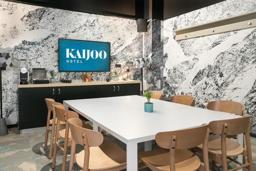 Kaijoo Hotel by HappyCulture Salon NARA - Bureau
