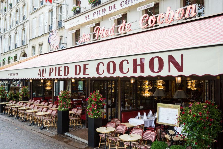 Restaurant Au Pied de Cochon 13
