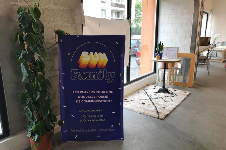 The Sun Project Vous êtes accueillis par la SUN FAMILY