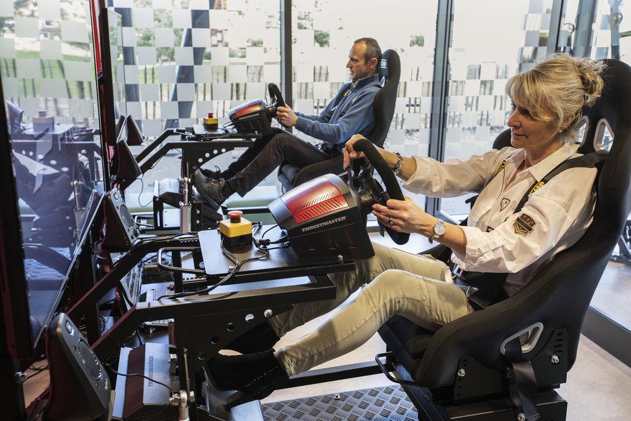 Ibis Styles Le Mans Sud Mulsanne Simulateur voitures