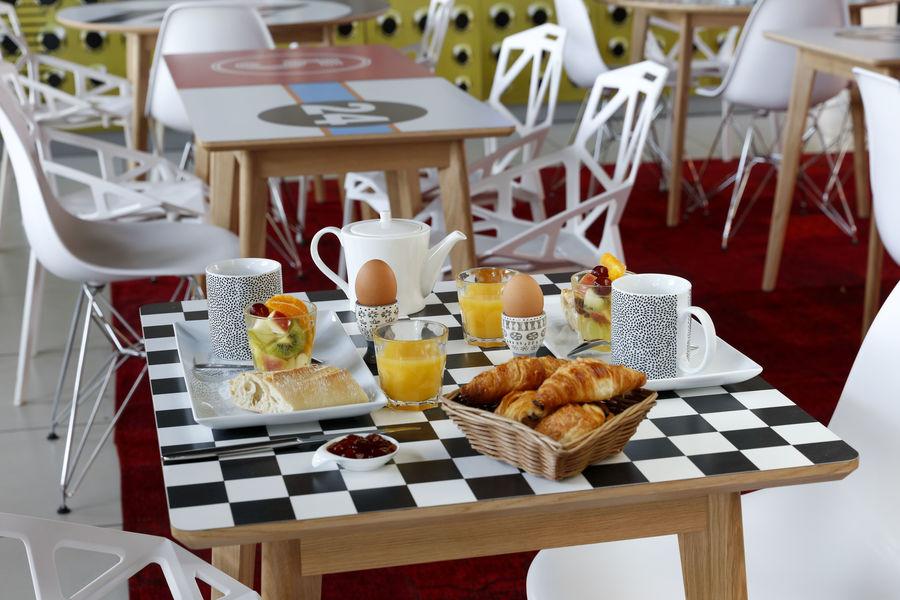 Ibis Styles Le Mans Sud Mulsanne Petit-déjeuner