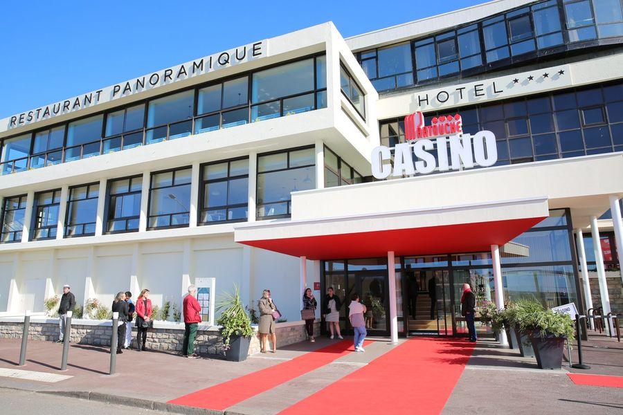 Grand Hotel du Casino Dieppe - Groupe Partouche 7