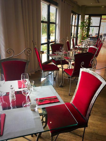 Domaine des Fontaines *** Restaurant