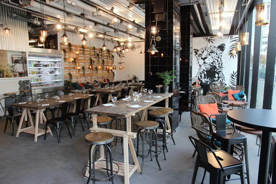 ESS'pace Coworking Bar-restaurant - entièrement aménageable