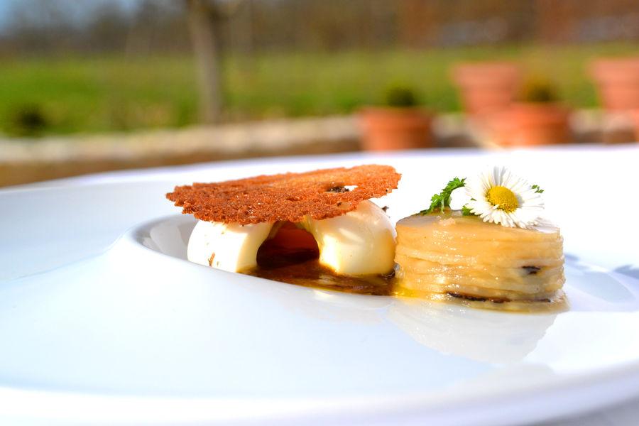 La Chartreuse du Bignac **** Plat gastronomique